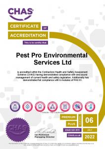 Certificate - Premium Plus