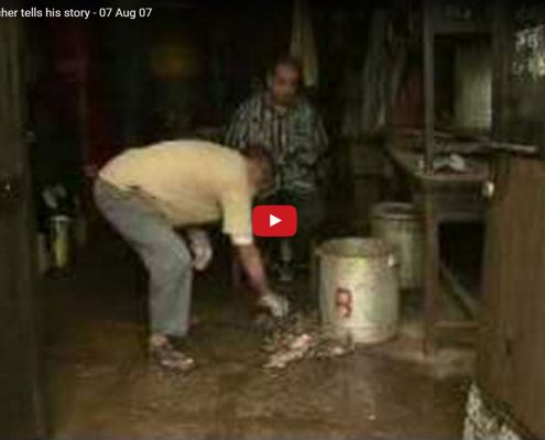 Mumbai rat catcher tells his story