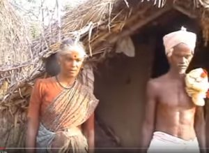 Video showing rat catching tribe in India